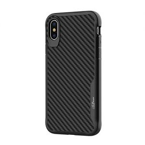 For iPhone X/Xs BeeTUFF Carbon Black
