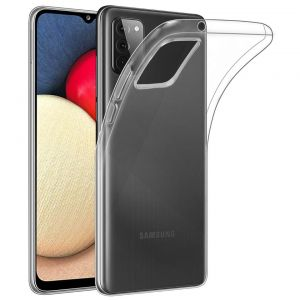 For Samsung A02s Clear Gel