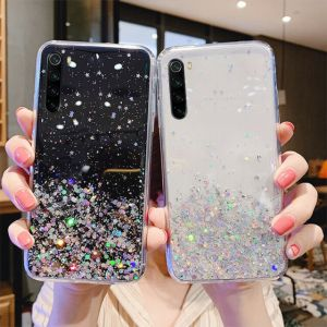 For Huawei P30 Pro New Sparkle Clear