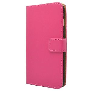 For iPhone 13 Pro Pink Wallet Case