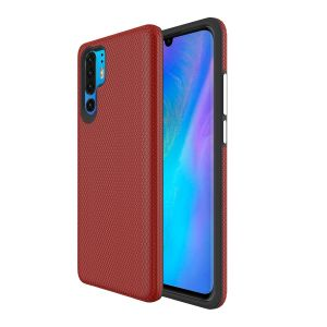 For Huawei P30 Pro BeeTUFF Triangle Red