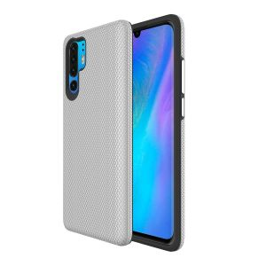 For Huawei P30 Pro BeeTuff Triangle Silver