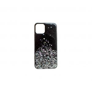 For iPhone 11Pro  NEW Sparkle Black
