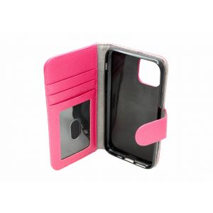 For iPhone 11  Good Leather Wallet Pink