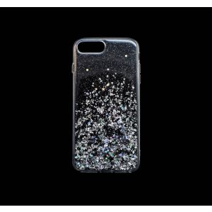 For iPhone 6+/7+/8+ NEW Sparkle Clear
