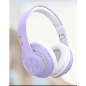 Abodos Headphones Lilac AS-WH13