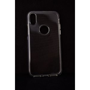 For iPhone Xr Clear Gel