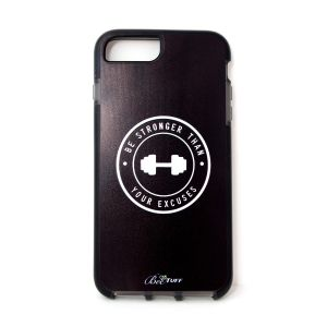 For iPhone 6+/7+/8+ Bee Tuff Be Stronger