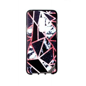 For Samsung S9+ BeeTuff Marble Sparkle