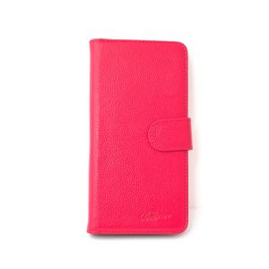 For Samsung A50  Good Leather Wallet Pink