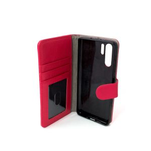 For Samsung A40 Good Leather Wallet