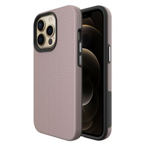 For iPhone 13 Pro Max BeeTUFF Rose Triangle