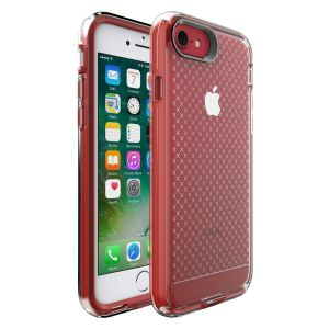 For iPhone 6/7/8/SE2020 BeeTUFF Anigma Red