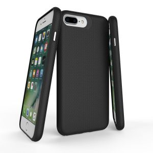 For iPhone 6+/7+/8+  BeeTUFF Triangle Blk