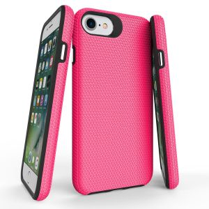 For iPhone 6/7/8/SE202 BeeTUFF Triangle Pink