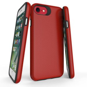 For iPhone 6/7/8/SE2020 BeeTUFF Triangle Red