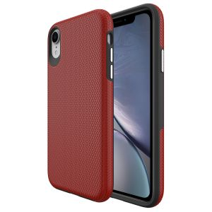 For iPhone Xr BeeTUFF Triangle Red