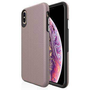 For iPhone XS Max BeeTUFF Triangle Rose