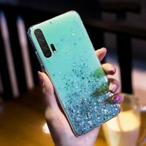 For Huawei P30  New Sparkle Mint