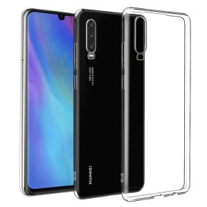 For Huawei P30  Clear Gel
