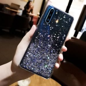 For Huawei P30 Lite  New Sparkle Black