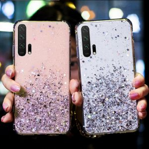 For Huawei P30 Pro New Sparkle Pink