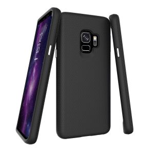 For  Samsung S9 BeeTUFF Triangle Black