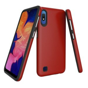 For Samsung A10  BeeTUFF Red Triangle