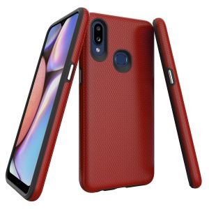 For Samsung A10s  BeeTUFF Triangle Red