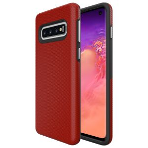 BeeTUFF Triangle Red For  Samsung S10