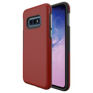 For  Samsung S10e BeeTUFF Triangle Red