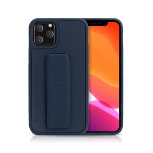 For iPhone XR Bend & Snap Black