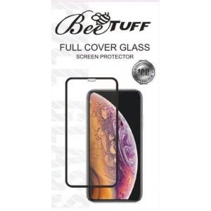 For iPhone XR/iPhone11 Black Full Glass Screen Protector
